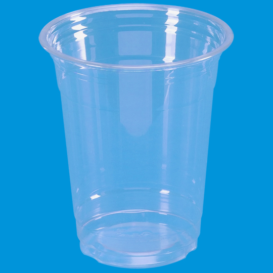 Clear Cup 14oz 40cl