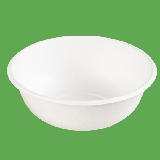 Bagasse Bowl round 800ml